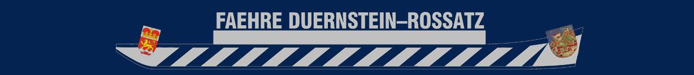 Fähre Dürnstein Rossatz